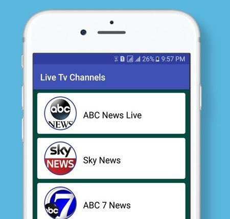Live TV Channel Pro Android