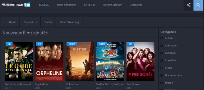 meilleurs sites de streaming gratuits de films et s u00e9ries 2019